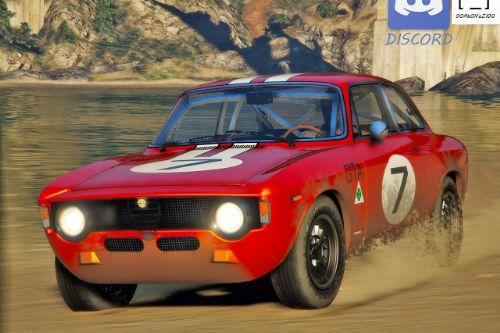 1965 Alfa Romeo Giulia Sprint [Add-On | Extras Template]