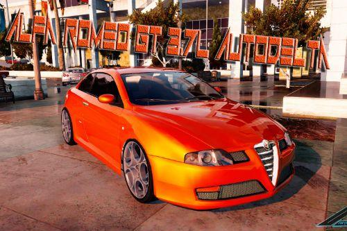 Alfa Romeo GT 3.7L Autodelta [Add-On / Replace]