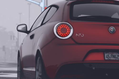 Alfa Romeo MiTo QV [Add-On / Replace | FiveM | LODs]