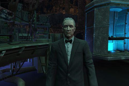 Alfred Pennyworth: Batman Arkham Origins