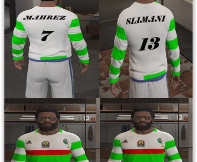Algeria T-Shirt Pack