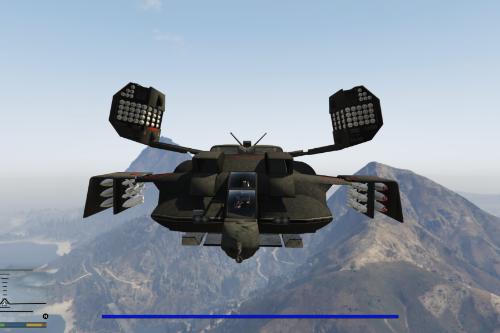 Aliens UDL4 Cheyenne Dropship [Add-On]