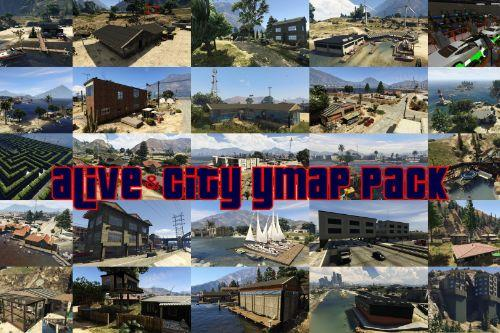 Alive & City YMAP PACK