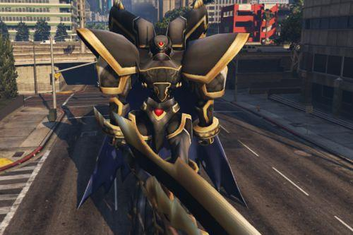 Alphamon (Digimon) [Big Add-On Ped]