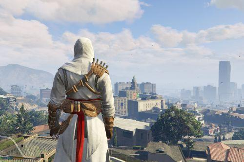 Altaïr (ACR) [Add-On Ped]