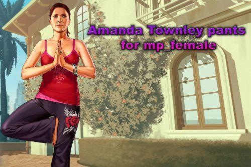 Amanda Townley pants for MP Female