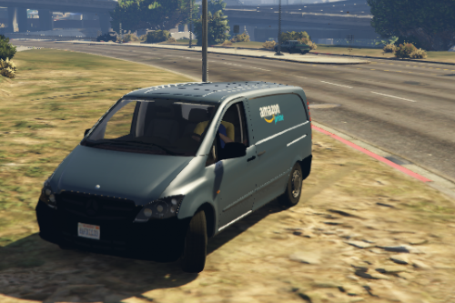 Amazon prime Mercedes-Benz Vito [PAINTJOB]