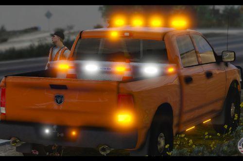 Amber Lighting for 2014 Dodge Ram