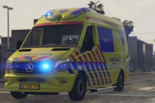 Ambulance 04-162 Overijssel
