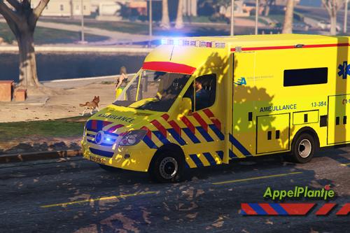 Ambulance 13-354  [Skin]