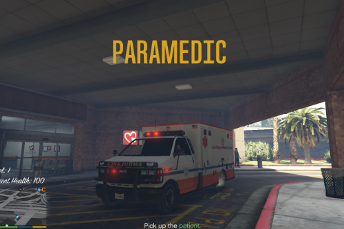 26ffc8 paramedic screen