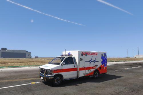 Ambulance Skin