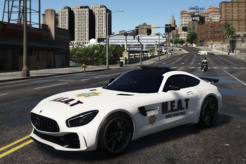 AMG GT-R | H.E.A.T Speed Enforcement