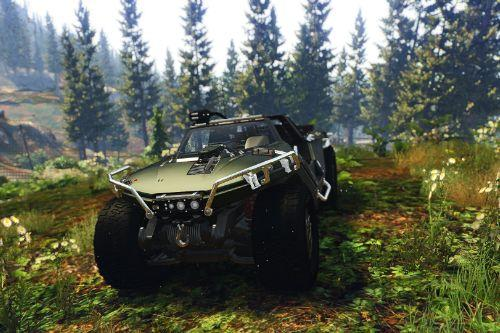 AMG Transport Dynamics M12S Warthog CST [Add-On / Replace]