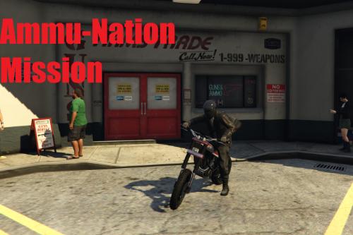 Ammu-Nation Mission