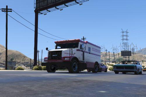 Ammu-Nation Truck Hijacking Events
