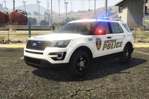 Amtrak Police Department EXPLORER