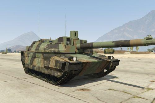 AMX-56 LeClerc [Add-On]
