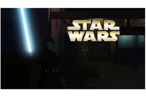 Anakin Skywalker [Add-On Ped]