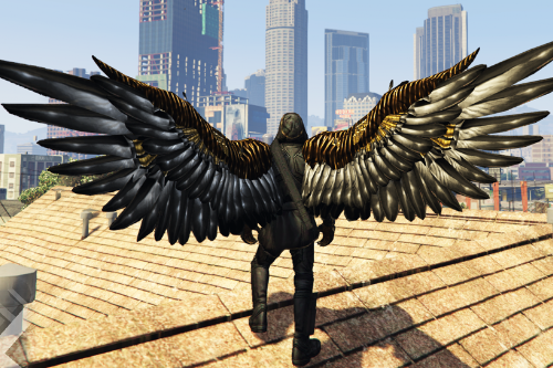 Angel Wings Retexture pack
