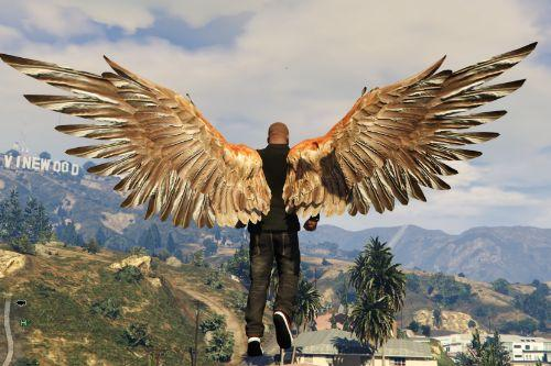Angel Wings Retexture - Realistic Wings