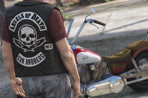 Angels of Death MC Biker Cuts/Vests