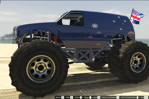 Anglosphere Skin/Livery (Liberator / Monster)