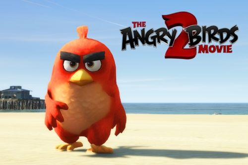 Angry Birds Movie Red