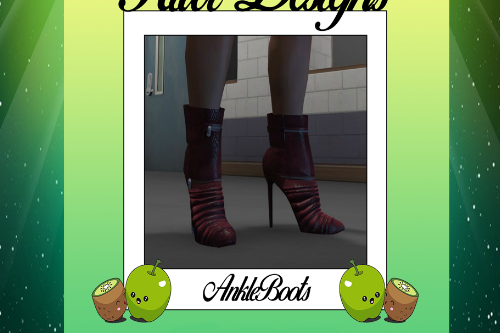 Ankle boots for MP female