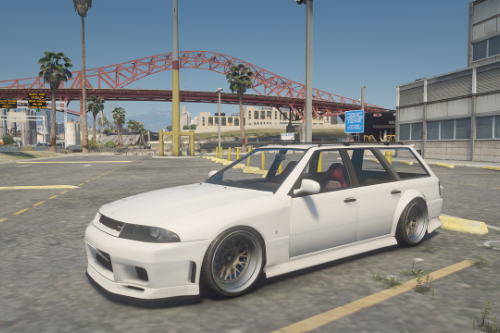 Annis Elegy Wagon [Add-on]