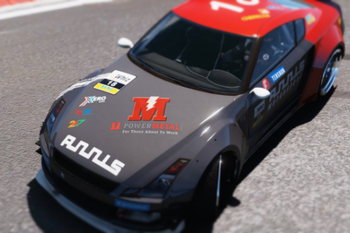 Annis Motorsport Livery for Mandem Widebody RH8