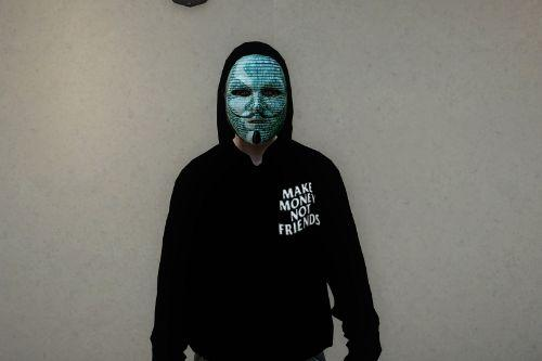 Anonymous Mask for MP Male/Female