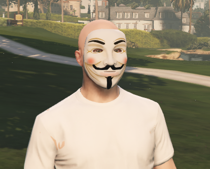 Anonymous Mask for MP Female