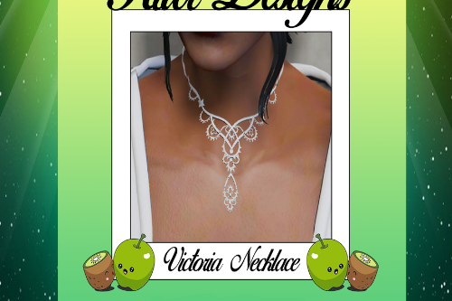 Another necklace for MP Female