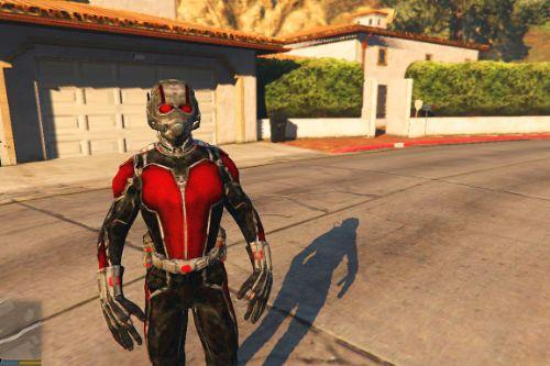 Ant-Man Movie [Add-On Ped]