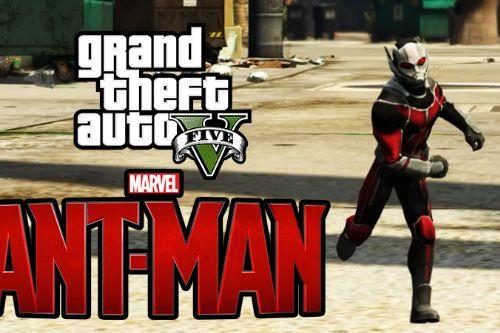 Ant-Man *Civil War* [Add-On]