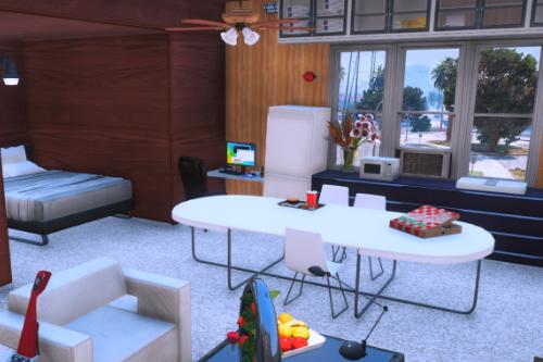 Apartment on the beach (menyoo)