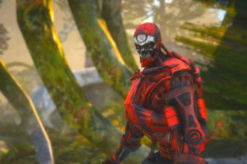 Apex Legends - Revenant [Add-On Ped / Replace]