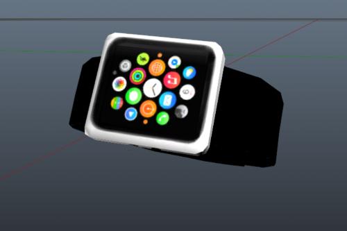 Black Apple Watch [Franklin]