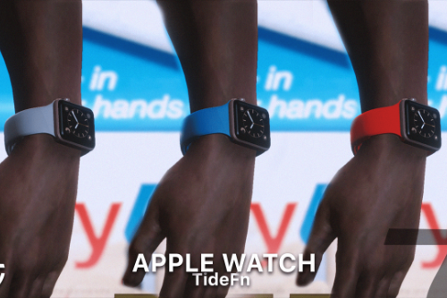 Apple Watch Series 5 For MP/FiveM