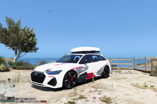 APR Livery 2020 RS6 Avant
