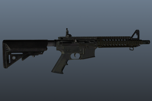 AR15 from EFT [Animated]
