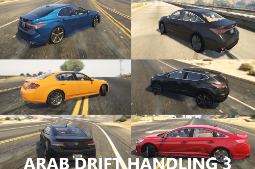 Arab Drift Handling 3