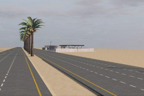 Arab Drift Highway [Add-On]