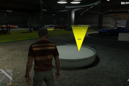Architect House II LS Center + Mega garage