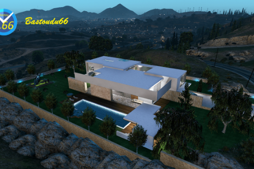 Architect Villa [Add-On / YMAP ]