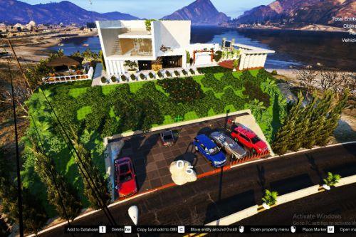 Architectural House [MapEditor / Menyoo]