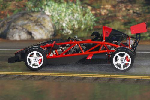 Ariel Atom V8 500 [Add-On / Replace]