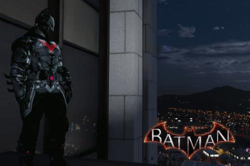 Arkham Knight Batman Beyond 2039 [Add-on Ped]