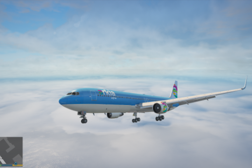 Arkia Boeing 767-300